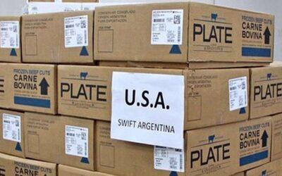Argentina: Aumenta crisis entre gobierno y exportadores de carne