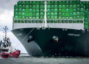 Las líneas navieras taiwaneses están logrando los márgenes operativos más altos del sector.