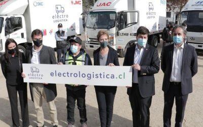 «Experiencia electrologística», un plan para la electromovilidad