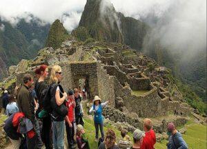 Antes de la pandemia, a Machu Picchu, enclavada en la provincia cusqueña del Urubamba, ingresaban hasta 3.000 personas por día.