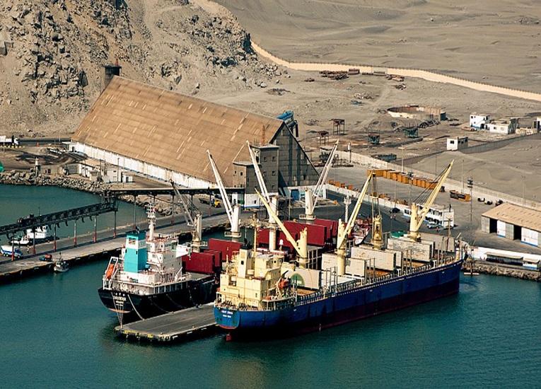 STI logra 80% de avance en modernización del Puerto de Salaverry