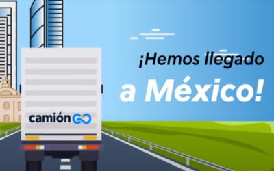 CamiónGO inició operaciones en México