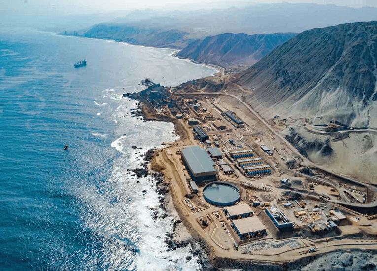BHP pagará US$93 millones por daños ambientales en Escondida