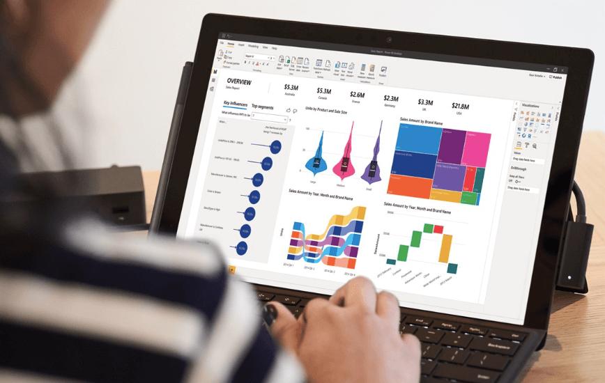 Clase Gratuita Datasur: «Análisis y Visualización de Datos Aduaneros en Power BI» el 01 de Julio