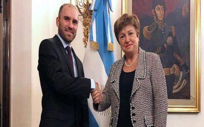 FMI y Argentina siguen negociando al no llegar a acuerdo