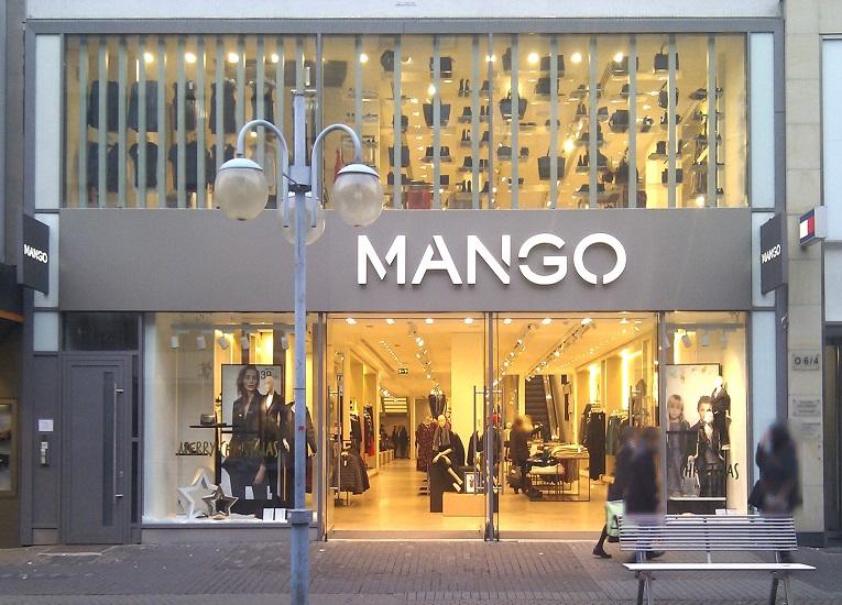 Mango saca cuentas positivas con su canal de venta online
