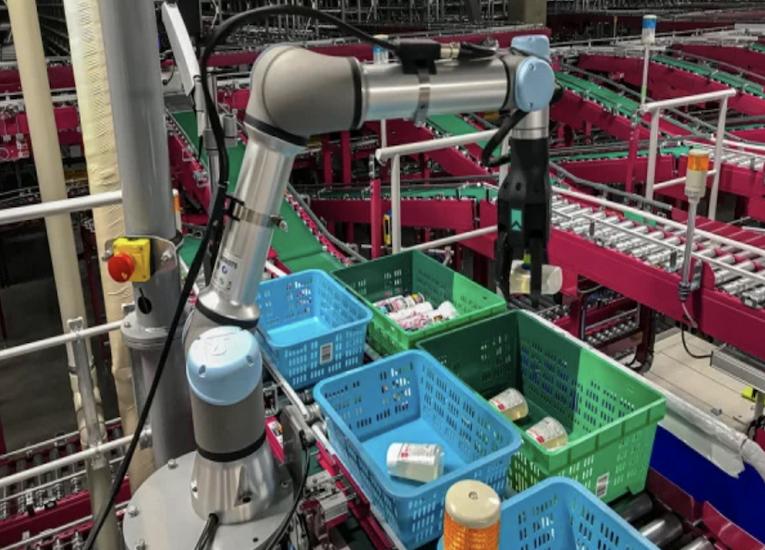 Nuevas tendencias en robots con inteligencia y visión artificial