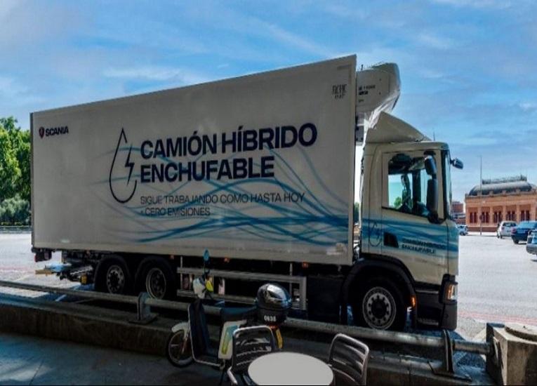 España: Mercadona pondrá en marcha primer camión híbrido