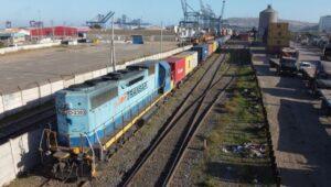 A la fecha sólo cerca del 5% de la carga nacional se transporta en tren.